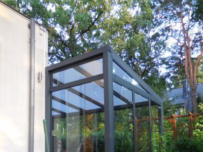 Bilder Von Aluminium Terrassend Chern Carports Vord Cher