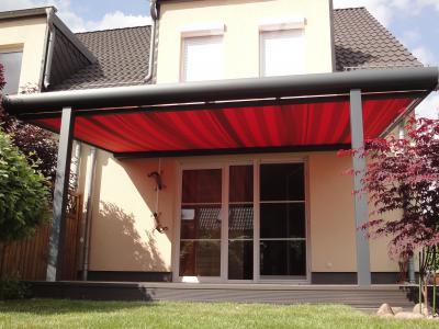 Variotect Terrassend Cher Gartenzimmer Carports F R